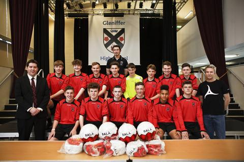 Bala Sport Fairtrade Balls Glennifer High School Team Balls