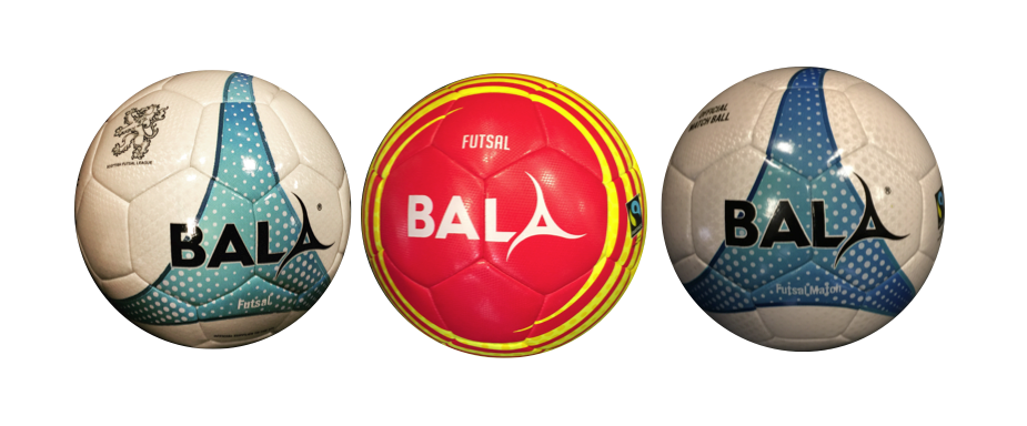 Fair Trade futsal ball range from Bala Sport