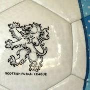 Futsal SFL Match Logo Detail