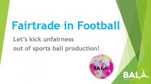 Resources Fairtrade in Football Snip for Web