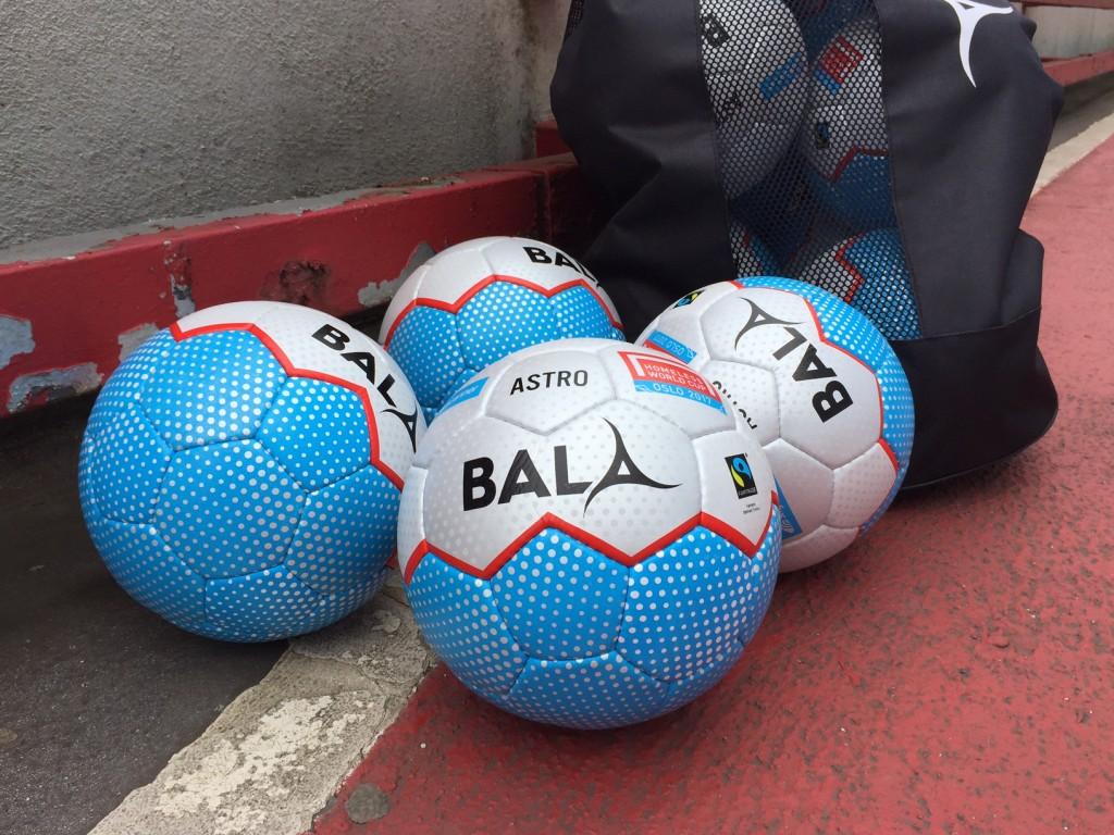 Faur Trade Football Homeless World Cup