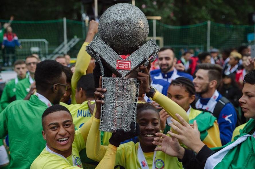 HWC Oslo Official Brazil Celebrate