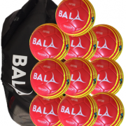 Fair Trade Futsal 10 Tranng Ball & Bag Pack