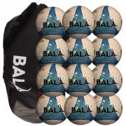 Fair Trade Futsal 12 Match Ball & Bag Package