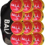 Fair Trade Futsal 12 Training Ball & Bag Package