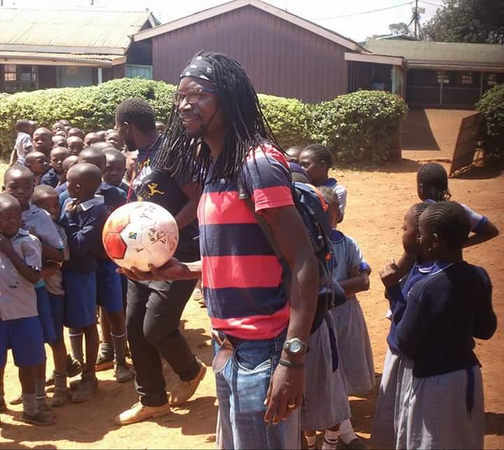 Africa Kibera Sharron 2