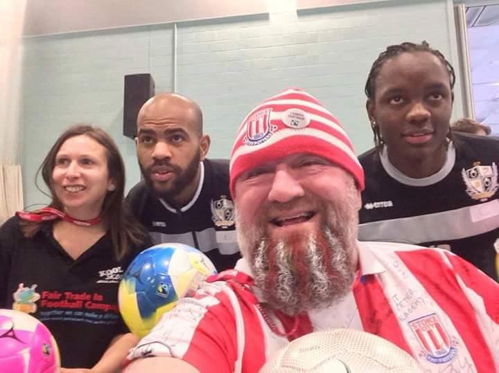 FTF Selfie World Record 3