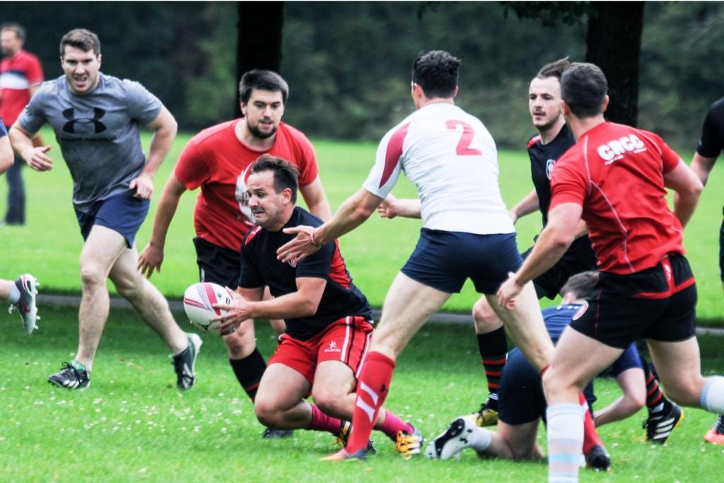 Fair Trade Rugby Balls and Clwb Rygbi Cymru Caerdydd