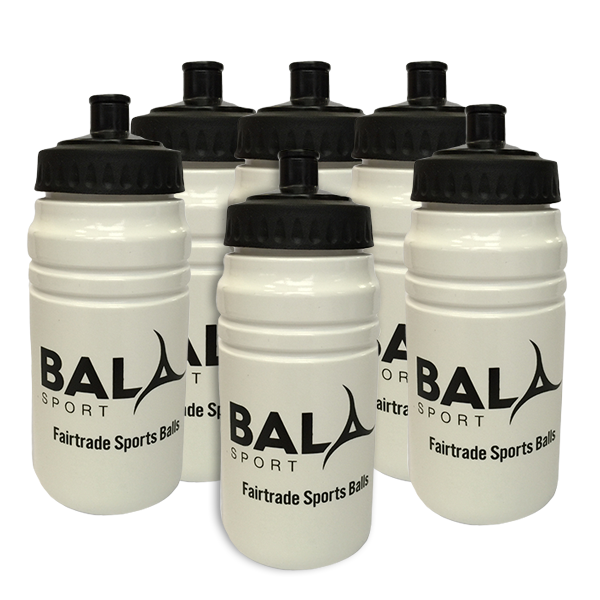 Bala Sport Fairtrade Balls 6 Pack Water Bottles