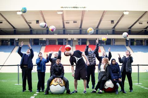 Bala Sport Fairtrade Balls Share Offer Hampden