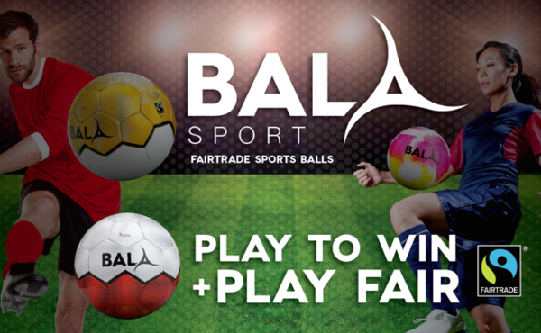 Bala Sports Fairtrade Fortnight