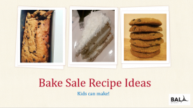 Resources Cake Sale Powerpoint for Web