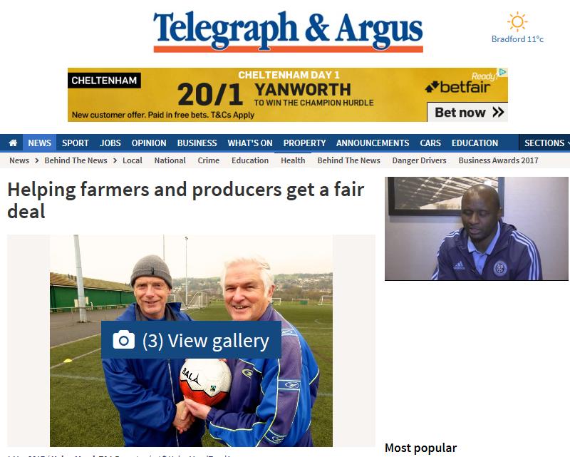 FTF 17 Bradford Telegraph & Argus 2