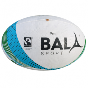 Fairtrade Rugby ball