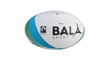 Fairtrade Rugby ball