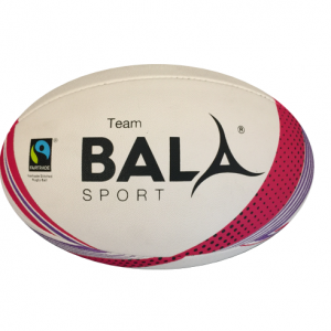Match Quality Fairtrade rugby ball