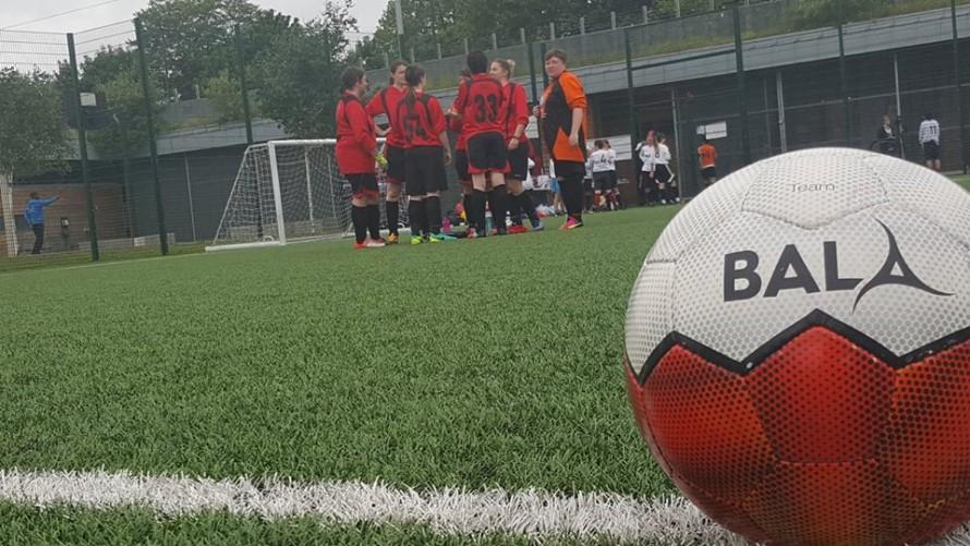 Fair Trade Balls for AFC Unity