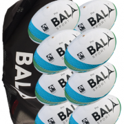 Pro Fair Trade Rugby Ball Package