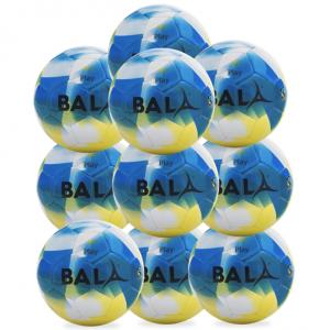 10 Fair Trade Play Footballs from Bala Sport