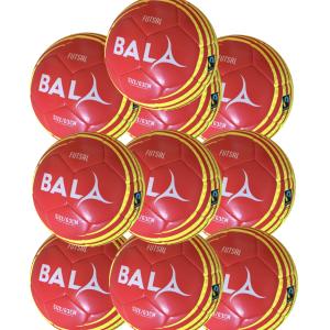 10 Fair Trade Training Futsal Balls from Bala Sport