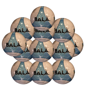 12 SFL Match Futsal Balls from Bala Sport