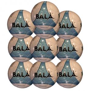 10 Fair Trade SFL Match Futsal Balls from Bala Sport