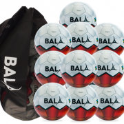 Fair Trade Team 10 Ball Pack from Bala Sport