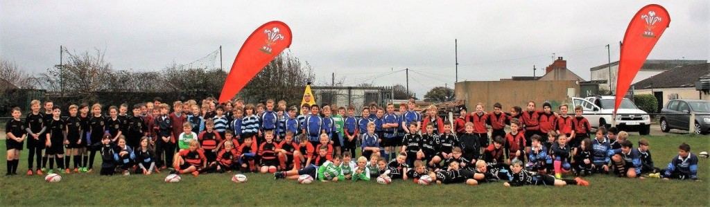 WRU Primary Schools Fair Trade Rugby Tournament