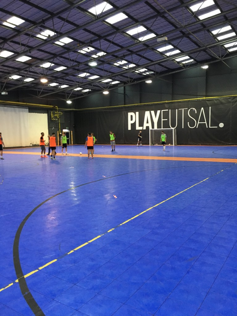 Swindon Play Futsal