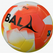 Fair Trade Bala Sport Orange Play Ball