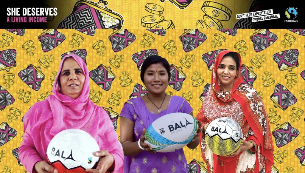 Fairtrade Fortnight Bala Sport Women Workers